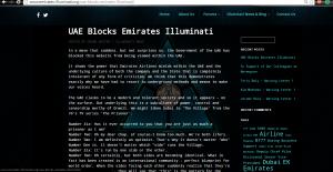 Sad day for Emirates http://www.emirates-illuminati.org/uae-blocks-emirates-illuminati/