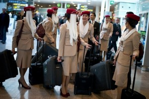 20% of all Emirates cabin crew resigned last year.